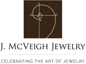 J. McVeigh Jewelry Logo